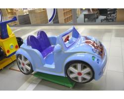 Niebieski cars