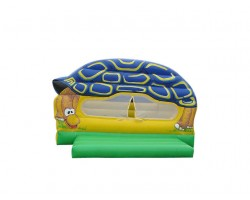 Zamek basen żółw
