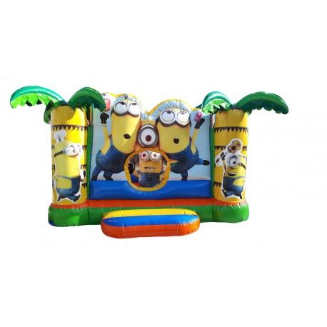 Zamek basen Minionki
