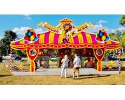 Kolejka elektryczna Circus