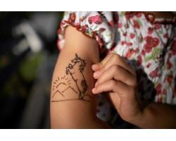 Tatuaże henną
