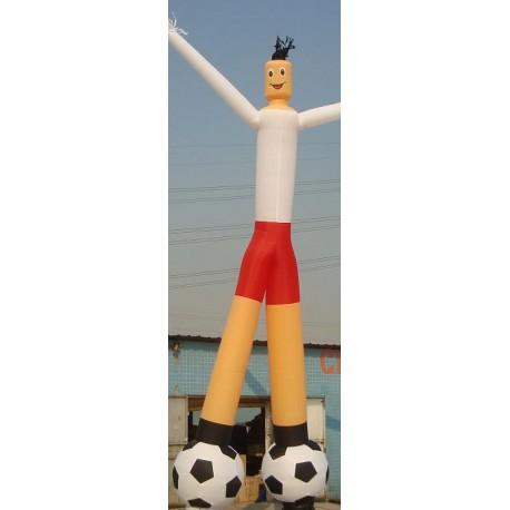 Latający piłkarz