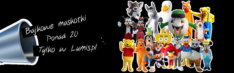 Maskotki czyli atrakcje dla dzieci